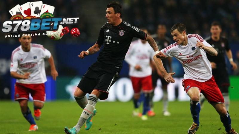 Hamburg vs Bayern Munchen