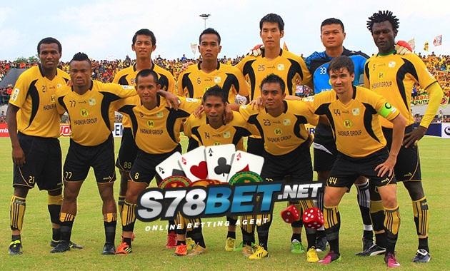 PS Barito Putera vs Persib Bandung