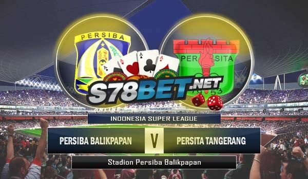 Persiba Balikpapan vs Persita Tangerang