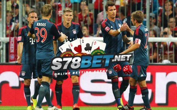 BSV SW Rehden vs Bayern Munchen