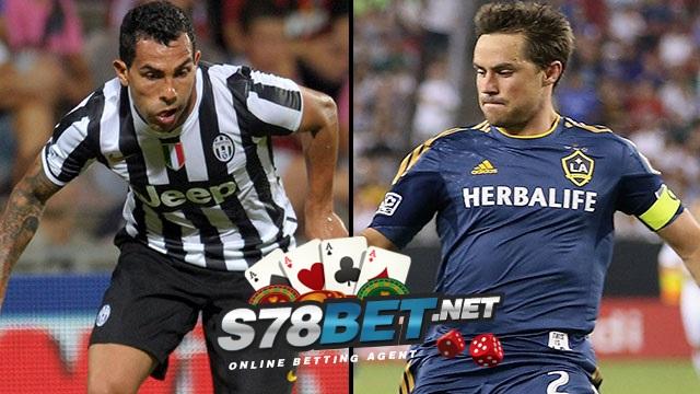 Juventus vs LA Galaxy