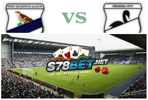 West Bromwich Albion vs Swansea City