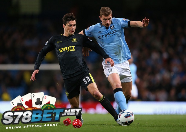 Manchester City vs Wigan Athletic