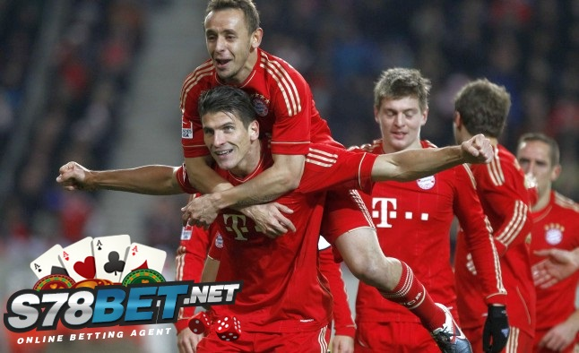Bayern Munchen vs Viktoria Plzen