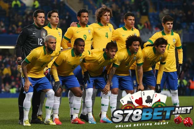 Brazil vs Zambia