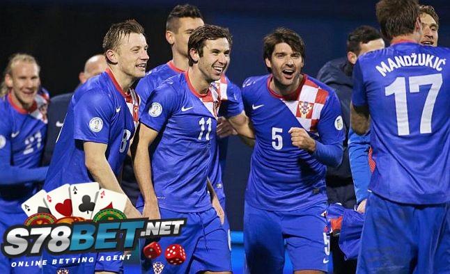 Kroasia vs Belgia