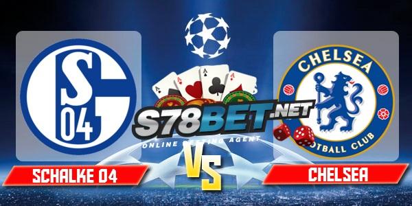 Schalke 04 vs Chelsea