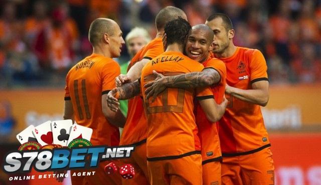Turki vs Belanda