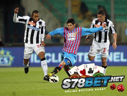 Catania vs Udinese