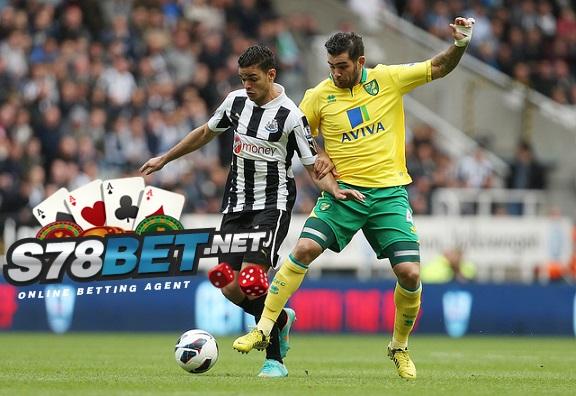 Newcastle United vs Norwich City