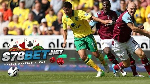 Norwich City vs West Ham