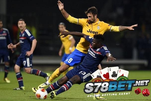 Juventus vs Olympique Lyon