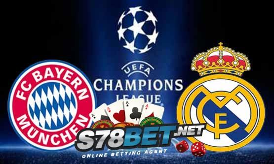 Prediksi Skor Bayern Munchen vs Real Madrid