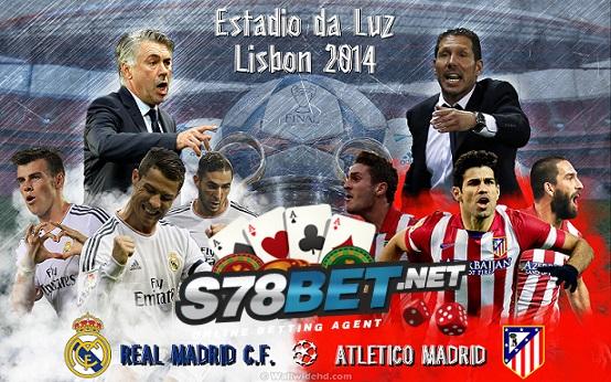 Prediksi Skor Real Madrid vs Atletico Madrid