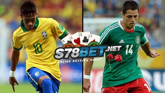 Prediksi Skor Brasil vs Meksiko