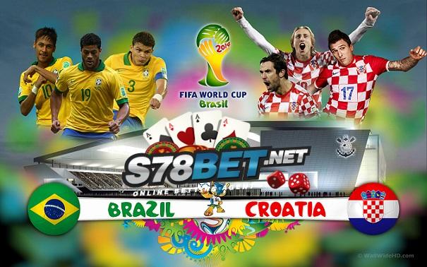 Prediksi Skor Brasil vs Kroasia