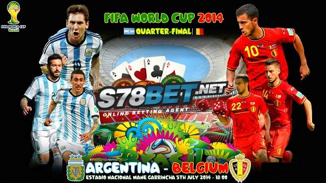 Prediksi Skor Argentina vs Belgia