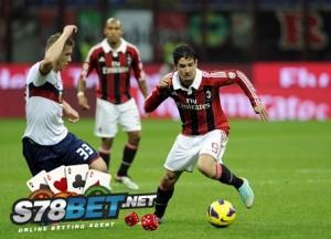 Prediksi Skor Bola AC Milan vs Genoa