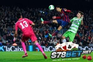 Prediksi Skor Bola Barcelona vs Getafe
