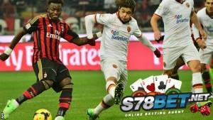 Prediksi Skor Bola AC Milan vs AS Roma