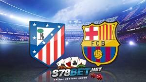 Prediksi Skor Bola Atletico Madrid vs Barcelona