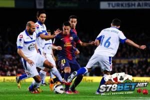 Prediksi Skor Bola Barcelona vs Deportivo La Coruna