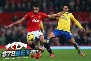 Prediksi Skor Bola Manchester United vs Arsenal