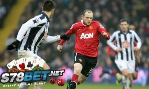 Prediksi Skor Bola Manchester United vs West Bromwich Albion  1