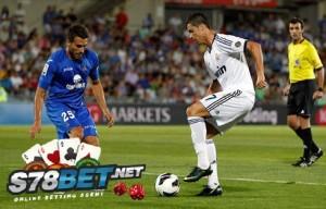 Prediksi Skor Bola Real Madrid vs Getafe
