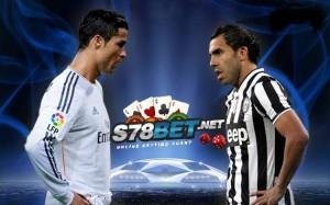 Prediksi Skor Bola Real Madrid vs Juventus