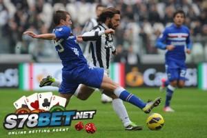 Prediksi Skor Bola Sampdoria vs Juventus 1