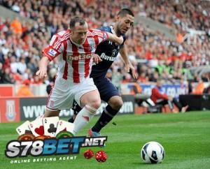 Prediksi Skor Stoke City vs Tottenham Hotspur 9 Mei 2015