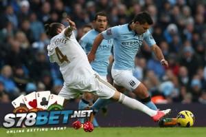 Prediksi Skor Bola Swansea City vs Manchester City