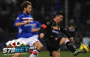 Prediksi Skor Bola Udinese vs Sampdoria