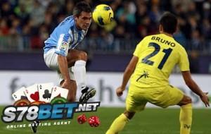 Prediksi Skor Bola Villareal vs Malaga
