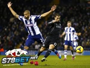Prediksi Skor Bola West Bromwich Albion vs Chelsea