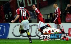 Skor AC Milan vs Torino