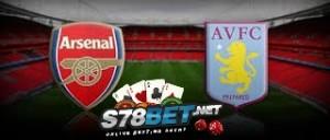 Skor Arsenal vs Aston Villa