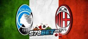 Skor Atalanta vs AC Milan
