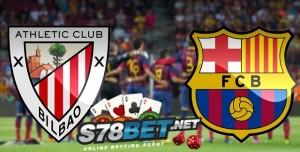 Skor Athletic Bilbao vs Barcelona