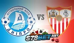Skor Dnipro vs Sevilla