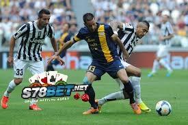 Skor Hellas Verona vs Juventus