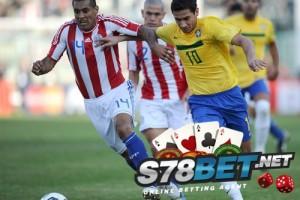 Prediksi Skor Bola Brasil vs Paraguay