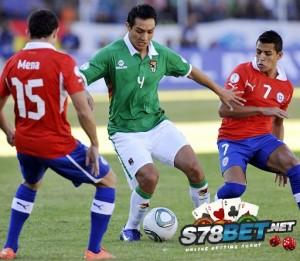 Prediksi Skor Bola Cili vs Bolivia