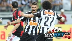Prediksi Skor Bola Flamengo vs Atletico Mineiro