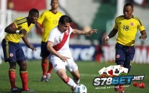 Prediksi Skor Bola Kolombia vs Peru