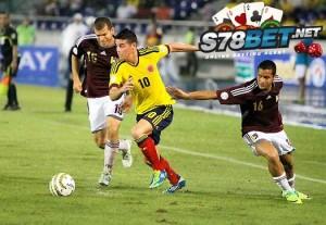 Prediksi Skor Bola Kolombia vs Venezuela