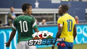 Prediksi Skor Bola Meksiko vs Ekuador