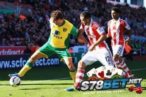 Prediksi Skor Norwich City vs Stoke City