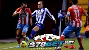 Prediksi Skor Deportivo La Coruna vs Sporting Gijon
